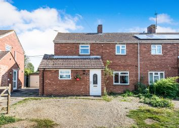 Thumbnail Semi-detached house for sale in Brookside Estate, Chalgrove, Oxford