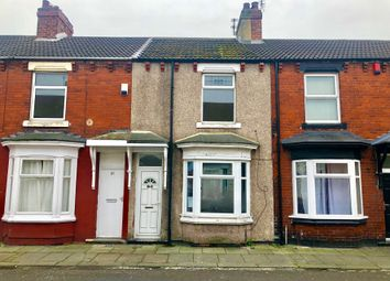 Thumbnail 3 bed terraced house for sale in 19 Thornton Street, Middlesbrough, Cleveland