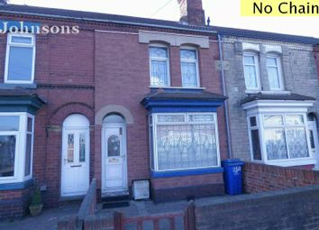 Thumbnail 3 bed terraced house for sale in Bentley Road, Bentley, Doncaster.