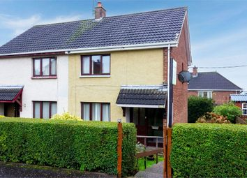 Thumbnail 3 bedroom semi-detached house for sale in Ardmore Road, Coalisland, Dungannon, County Tyrone