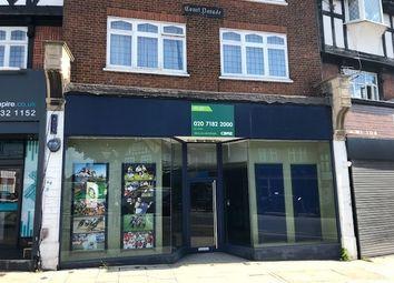 East Lane, Wembley HA0. Retail premises to let