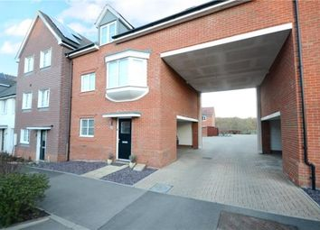 Thumbnail 2 bed terraced house for sale in Jubilee Drive, Church Crookham, Fleet