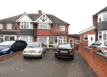 Thumbnail 3 bed semi-detached house for sale in Radstock Avenue, Hodge Hill, Birmingham