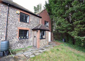 Thumbnail 2 bed semi-detached house for sale in Yew Tree Cottage, Brighton Road, Coulsdon, Surrey