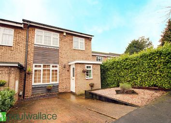 Thumbnail 3 bed end terrace house for sale in Perriors Close, Cheshunt, Waltham Cross