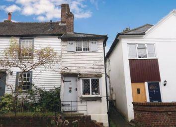 Thumbnail 1 bed end terrace house for sale in Fair Lane, Robertsbridge, East Sussex