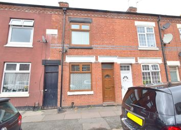 Thumbnail 3 bed terraced house for sale in Cottesmore Road, North Evington, Leicester