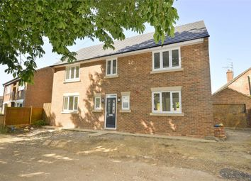Thumbnail 4 bed detached house for sale in Chaplins Lane, Desborough, Kettering