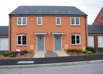 Thumbnail 3 bed semi-detached house to rent in Crocker Way, Wincanton