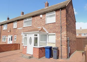 Thumbnail 2 bed terraced house for sale in Galsworthy Road, South Shields