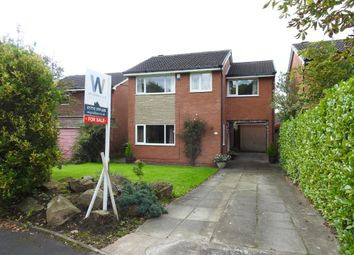 Thumbnail 4 bed detached house for sale in Springmeadow, Clayton Le Woods