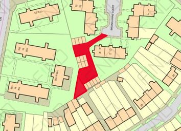 Thumbnail Land for sale in Broadlawns Court, Harrow, Middlesex