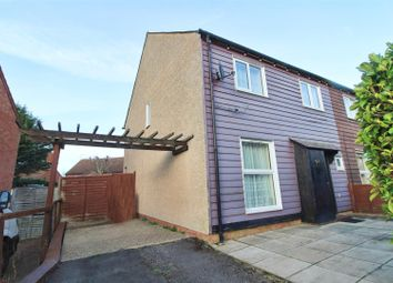 3 bed semi-detached house for sale in Rawlins Road, Bradwell, Milton Keynes MK13