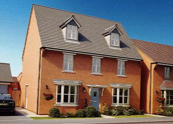 Thumbnail 5 bed detached house for sale in Lakeside, Wedgwood Village, Barlaston