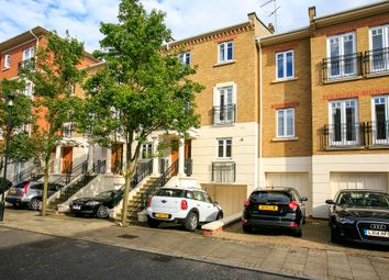 Thumbnail 4 bed town house to rent in Arosa Road, East Twickenham