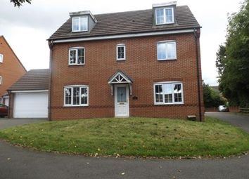 Thumbnail 5 bedroom detached house for sale in Woden Road South, Wednesbury, West Midlands