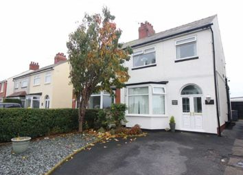 Thumbnail 4 bedroom semi-detached house for sale in Fleetwood Road, Thornton-Cleveleys