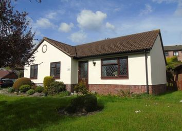 Thumbnail 2 bed detached bungalow for sale in 108, Brookfield Road, Welshpool, Powys