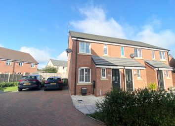 Thumbnail End terrace house for sale in Tait Way, Wellesbourne, Warwick