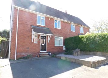 Thumbnail 3 bed semi-detached house for sale in Crampton Avenue, Forest Town, Mansfield