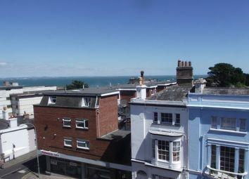 Thumbnail 1 bedroom flat to rent in St. Peters Mews, George Street, Ryde