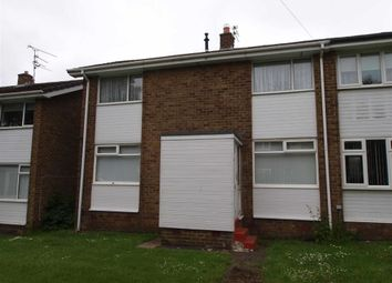 Thumbnail 2 bed end terrace house for sale in Thornley Avenue, Cramlington