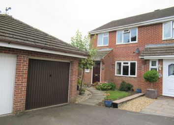 Thumbnail 3 bedroom semi-detached house to rent in The Beeches, Beaminster