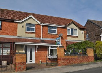Thumbnail 2 bed terraced house for sale in Brisbane Street, Town End Farm, Sunderland