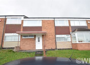Thumbnail 3 bedroom terraced house for sale in Rydding Square, West Bromwich, West Midlands