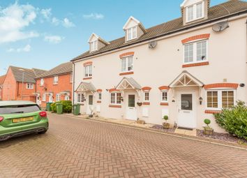 Thumbnail 3 bed town house for sale in Widdowson Place, Aylesbury