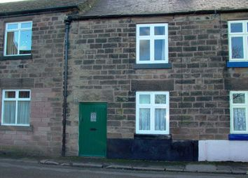 Thumbnail 1 bedroom cottage to rent in Surgery Lane, Crich, Matlock