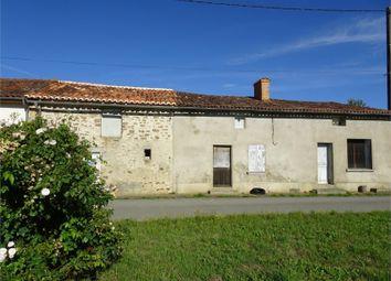 Thumbnail 1 bed property for sale in Poitou-Charentes, Deux-Sèvres, Vouhe