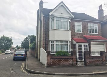Thumbnail 4 bedroom end terrace house to rent in Beresford Road, Walthamstow