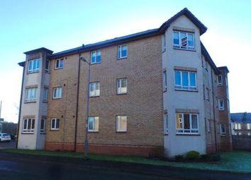Thumbnail 2 bed flat for sale in Lees Court, Coatbridge