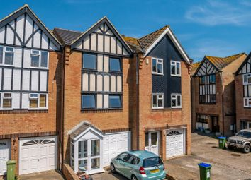 Thumbnail 3 bed terraced house for sale in Mallett Close, Seaford