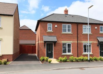 Thumbnail 3 bed semi-detached house for sale in Holyhead Road, Wellington, Telford