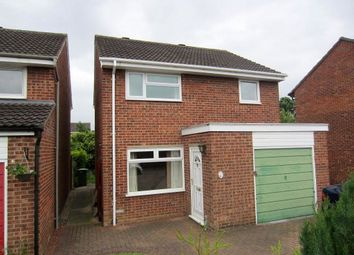 Thumbnail 3 bed detached house to rent in Medeswell, Orton Malborne, Peterborough