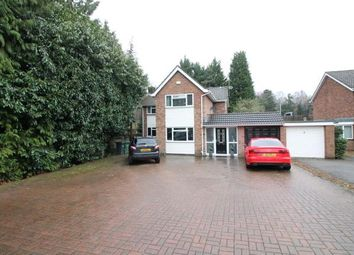 Thumbnail 4 bed property for sale in Camberley, Surrey