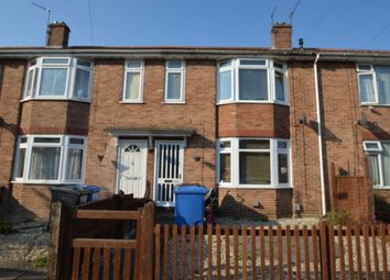 Thumbnail 3 bed terraced house for sale in Motum Road, Norwich