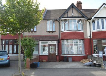 Thumbnail 3 bedroom terraced house to rent in Ashburton Avenue, Ilford