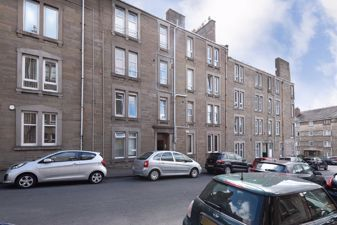 Thumbnail 2 bed flat for sale in Eden Street, Dundee