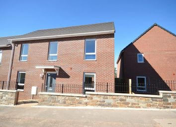 Thumbnail 3 bed terraced house for sale in Tithe Barn, Pinhoe, Exeter, Devon