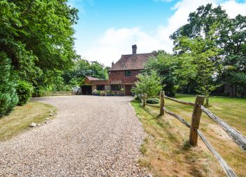 Thumbnail 4 bed detached house for sale in Clandon Road, Send, Woking, Surrey