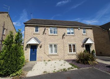 Thumbnail 3 bed semi-detached house to rent in Elm Close, Rossington, Doncaster