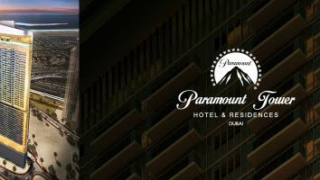 Thumbnail 2 bed apartment for sale in Hotel & Residences, Paramount Tower, Sheikh Zayed Road, Dubai