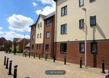 Thumbnail 2 bed flat to rent in Rugby, Rugby