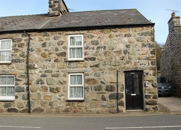 Thumbnail 2 bed semi-detached house to rent in Llwyngwril