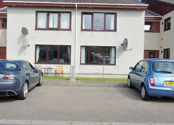 Thumbnail 1 bedroom flat for sale in Hilton Court, Inverness