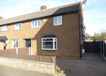 Thumbnail 4 bed end terrace house for sale in Willoughby Road, Scunthorpe