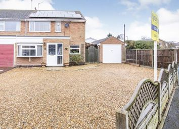 Thumbnail 3 bed semi-detached house for sale in Avenue Road, Queniborough, Leicester, Leicestershire